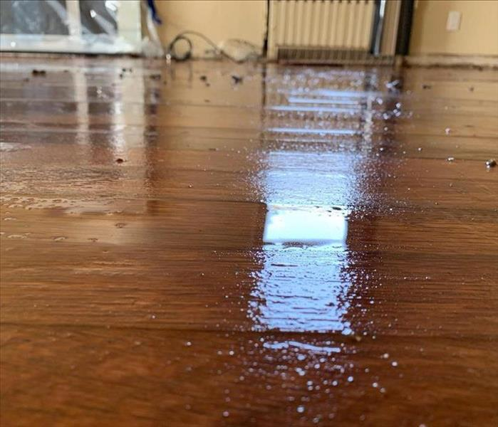 Wet Floors in your Long Beach/Oceanside Home?