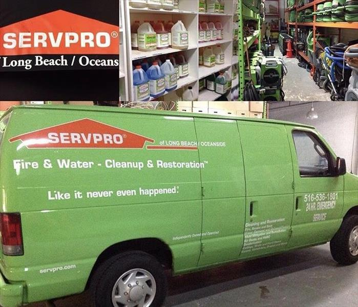 A look at SERVPRO Long Beach/Oceanside