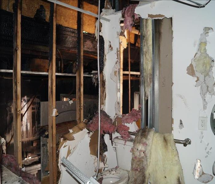 Fire Damage Fire Damage Cleanup and Repair...Hire a Professional